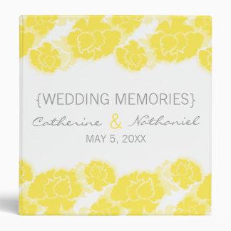Floral Decadence Wedding Binder (1.5 inch)