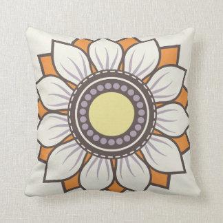 Floral Decor Pillow