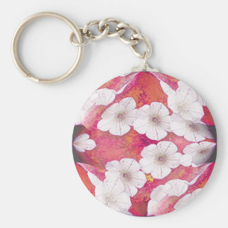 Floral Delight Keychain