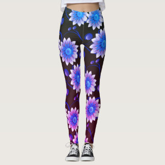 Floral Delight! Leggings