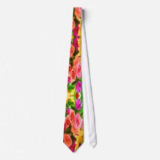 Floral Delight Tie