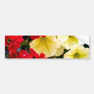Floral Delights Bumper Sticker