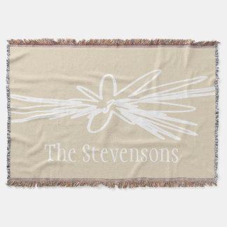 Floral Design Blanket