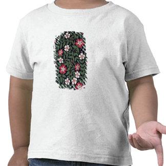 Floral Design by J. Owen, 1863 Shirt