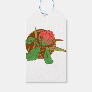 Floral Design Gift Tags