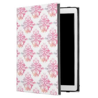 Floral Design iPad Pro Case with No Kickstand