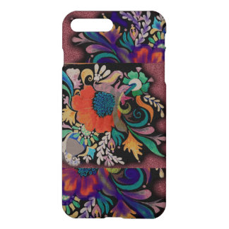 Floral design iPhone 7 plus case