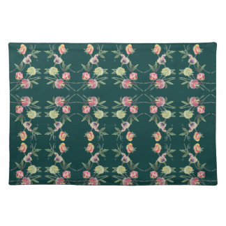 Floral Design Sweet Pea Placemat