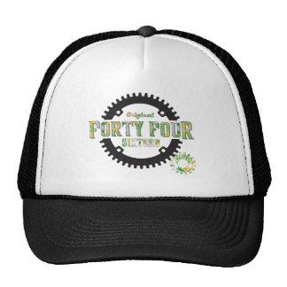 Floral Design Trucker Hat