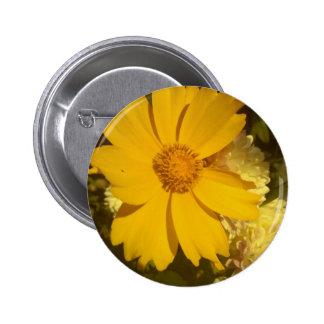 Floral designs 002 2 inch round button