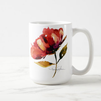 Floral Dish Collection Coffee Mug
