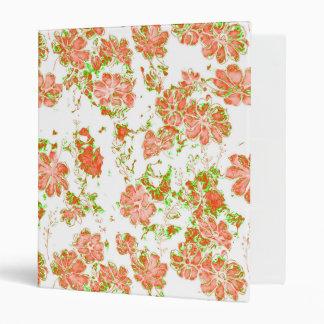 floral dreams 12 D Binders