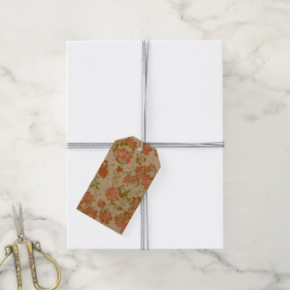 floral dreams 12 D Gift Tags