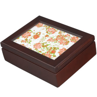 floral dreams 12 D Keepsake Box