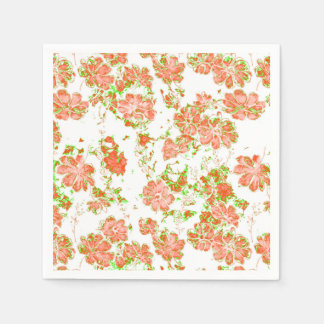 floral dreams 12 D Napkin