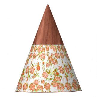 floral dreams 12 D Party Hat