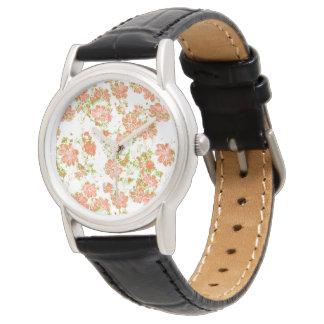 floral dreams 12 D Wristwatch