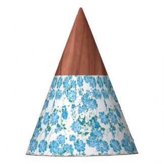 floral dreams 12 E Party Hat