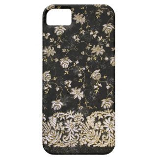 Floral Fabric Textile Design iPhone 5 Cover