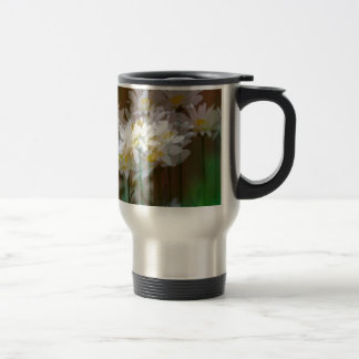 Floral Fantasies Travel Mug