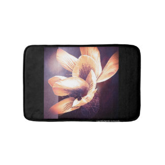 Floral Fantasy:  from Carol Zeock Bath Mat