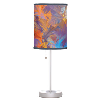 Floral Fantasy Table Lamp