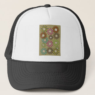 Floral Fantasy Trucker Hat