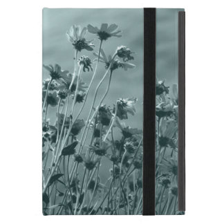 Floral Fine Art Photograph in Monochrome iPad Mini Case