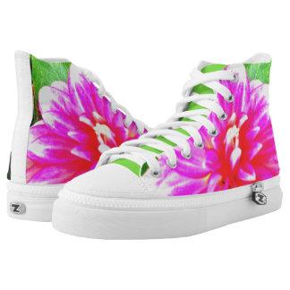 Floral Fleet Feet HighTops High Tops