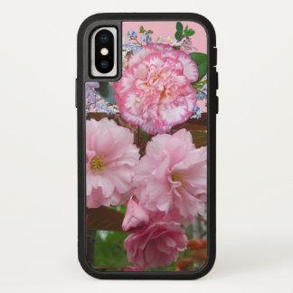 Floral Flower Blossoms Vines Plant Bloom iPhone X Case