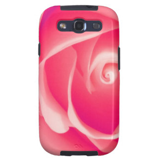 Floral Flowers Colours Art Artistic Beautiful fine Galaxy SIII Cover
