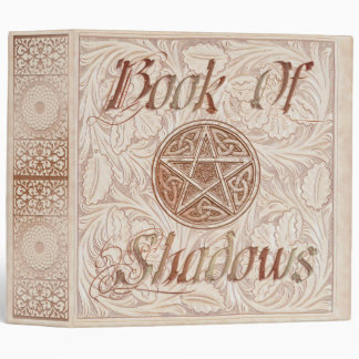 Floral Flurry Mandala Witches Book Of Shadows 3 Ring Binders