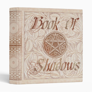 Floral Flurry Mandala Witches Book Of Shadows Binder