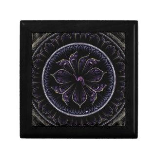 Floral Fractal Gift Box