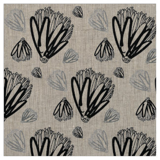 Floral Free Flow Multiple Fabric