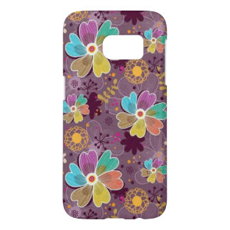 Floral Funky Samsung Galaxy S7 Case