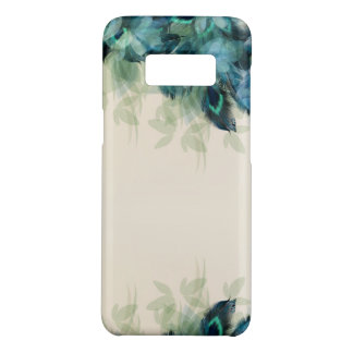 Floral Galaxy S8, Barely There Phone Case