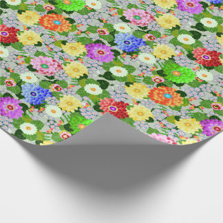 Floral Garden Beauty Wrapping Paper