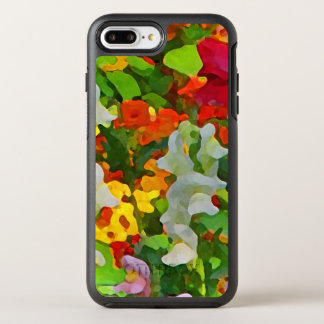 Floral Garden Flowers OtterBox Symmetry iPhone 7 Plus Case