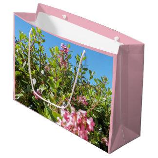 Floral Gift Bag - Large