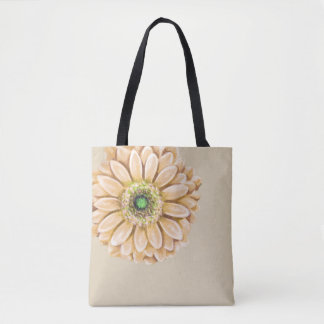 Floral Great Peace Tote