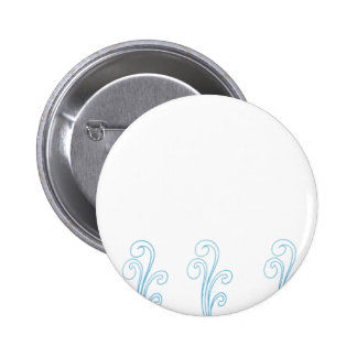 Floral Greetings Buttons