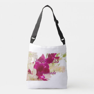 Floral handbag tote shoulder bag