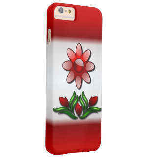 Floral Impressions Art Deco Barely There iPhone 6 Plus Case
