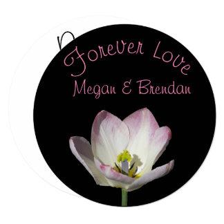 Floral In Love RSVP Card