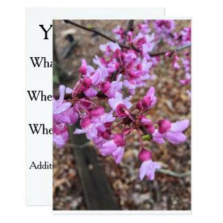 Floral Invitations Customizable!