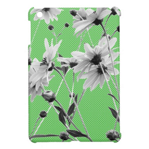 floral case for the iPad mini