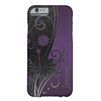 Floral iPhone 6 case Barely There iPhone 6 Case