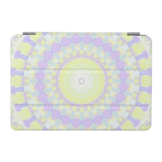 Floral Kaleidoscope iPad Mini Cover
