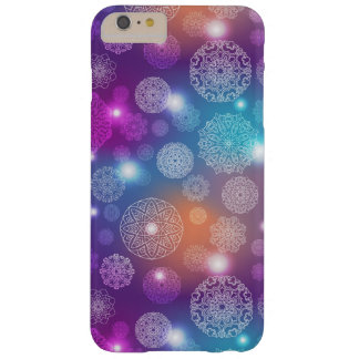 Floral luxury mandala pattern barely there iPhone 6 plus case